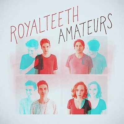 Royal Teeth - Amateurs EP [New CD] Explicit, Extended Play, Digipack Packaging
