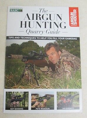 The Airgun Hunting Quarry Guide Booklet