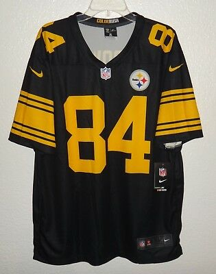 buy online 64a95 a4ecb get antonio brown color rush jersey efa26 2c691