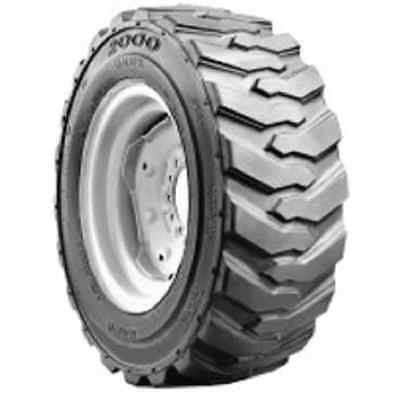 Titan HD2000 10-16.5 D/8-Ply Skid Steer Industrial Tire