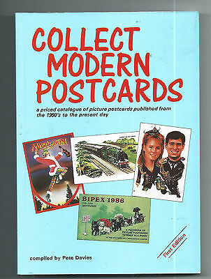 P.Davies 1987 - Collect Modern Postcards