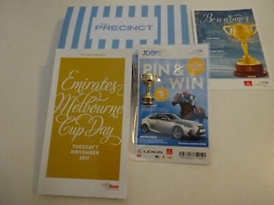 2017 Emirates Melbourne Cup Race Book
