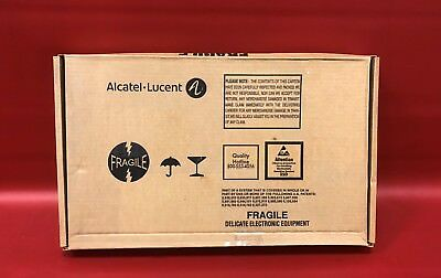 Good Condition Alcatel Lucent 3FE24324AB Alarm Control Ext. Host Module!