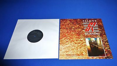 "Silent Running - No Faith Is Blind 12"" Maxi ->  Org. Uk  Import  + Top Condition"