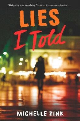 Lies I Told (Paperback), Zink, Michelle, 9780062327130