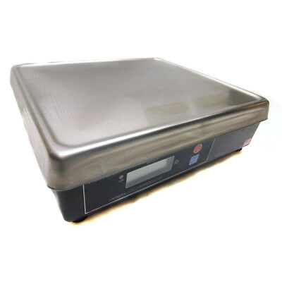 Avery Berkel 6720-15 Digital 30-lb Stainless Steel Point of Sale PoS Bench Scale