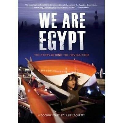 FEATURE FILM - We Are Ägypten: The Story Behind the Revolution Neue DVD