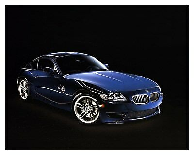 2007 BMW Z4 M Coupe Factory Photo ca9105