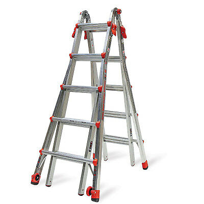 Little Giant Ladder Systems 22 Foot Type IA Aluminum Multi Position LT Ladder