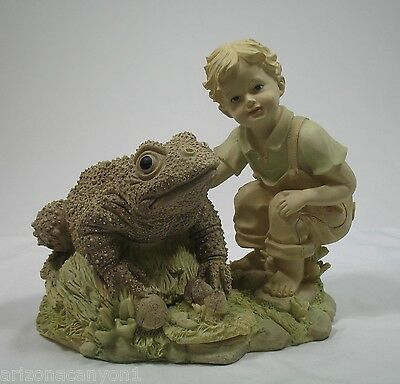 Great Gifts Frog with Hidden Key Compartment Figurine 03407 Brand New in Box