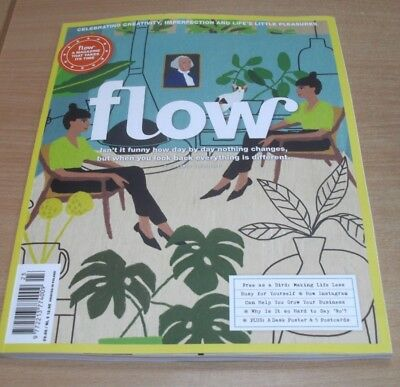 Flow magazine #23 2018 Instagram & Business, So Hard to say No, Making Life Less