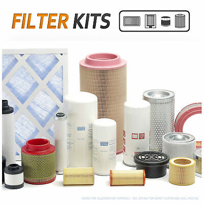 3pc oil fuel cabin car service filter kit to fit ford windstar