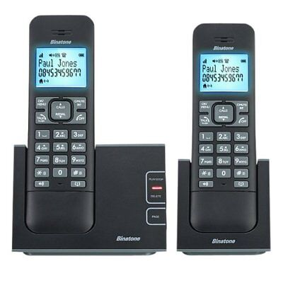 Binatone Defence Cordless Phone with Answer Machine - Twin From Argos on ebay