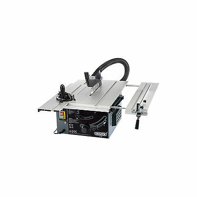 Draper 250mm 1800W 230V Sliding Table Saw - PN:BTS256