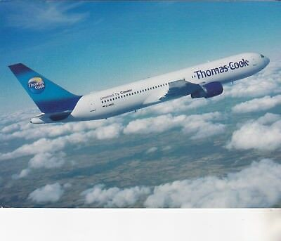 Thomas Cook powered by Condor Boeing 767