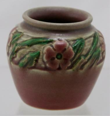"UNIVERSITY OF NORTH DAKOTA UND 2.75"" x 3"" VASE BY MS. FLORA CABLE HUCKFIELD MINT"
