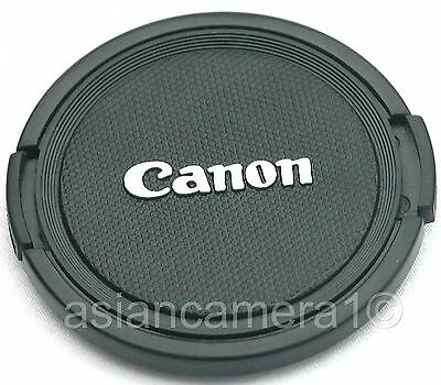 Snap-On Front Lens Cap For Canon FD 50mm 1:1.8 Manual Focus Lens Safety Cover