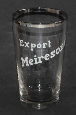 Export Meiresonne / Emaille glas