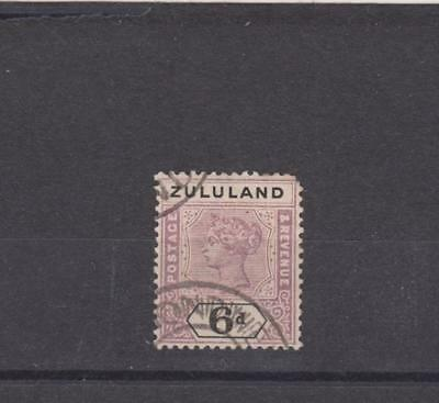 Zululand-  Lot 22, Used. Sc# 19.