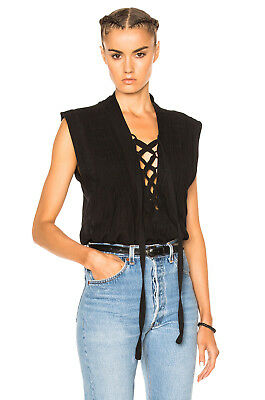 Superbe Top Isabel Marant Etoile Lacets Taille 40