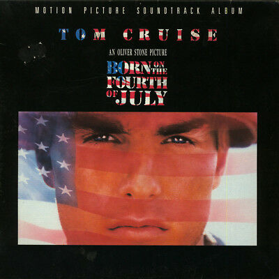 V.A. - OST Born On The Fourth Of July (Vinyl LP - 1989 - DE - Original)