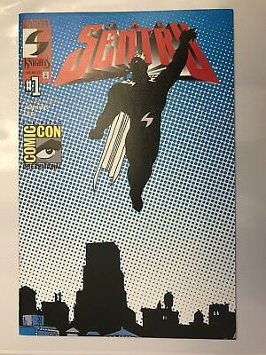 The SENTRY #1 NM+ SDCC Variant San Diego Comic Con Jae Lee Hard To Find Avengers