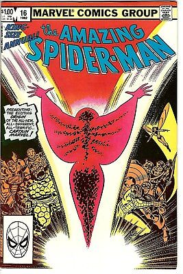 Amazing Spider-Man Annual #16 (1980) VF/NM  Stern - Romita, Sr. & Jr.