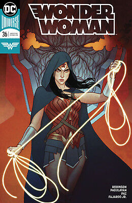 WONDER WOMAN #36, VARIANT, New, First print, DC UNIVERSE (2017)