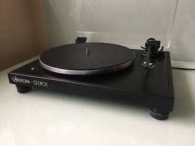 Ariston Q Deck With Ortofon Moving Magnet Cartridge