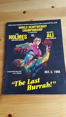 Larry Holmes V Muhammad Ali 2.10. 1980 WBA World Championship Fight in Las Vegas