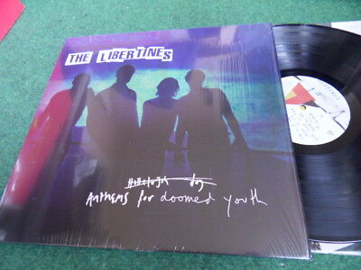 The Libertines – Anthems For Doomed Youth (Lp, Virgin Rec., 2015; Pete Doherty)