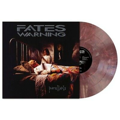 FATES WARNING - Parallels [RED] (LP)