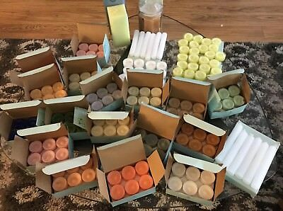 PARTYLITE Lovers Dream! Mega Lot Tealights Unity 254 Total!MustSee