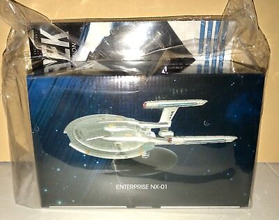 STAR TREK Eaglemoss Starships Special Edition Large USS Enterprise NX-01 New