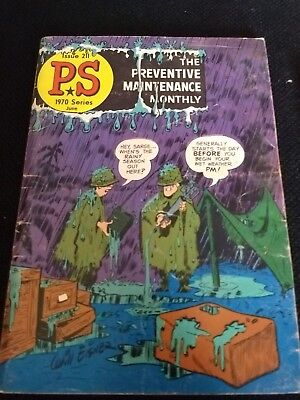 PS The Preventive Maintenance Monthly #211 1970 series