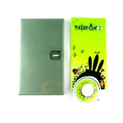PlayStation Portable - PSP Game Patapon 2 with Manual and Case #C