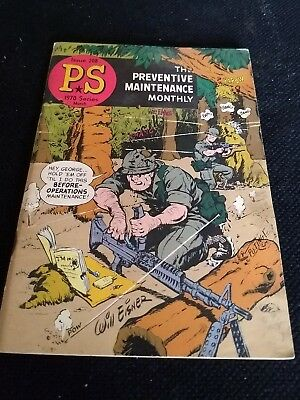PS The Preventive Maintenance Monthly #208 1970 series