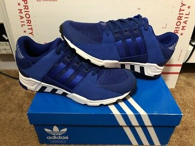 best service 96304 2c232 New adidas EQT Support RF Mystery Ink Blue White Size 10 BY9624