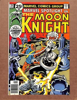 Marvel Spotlight # 29 - NEAR MINT 9.4 NM - Moon Knight!! MARVEL Shop our Comics!