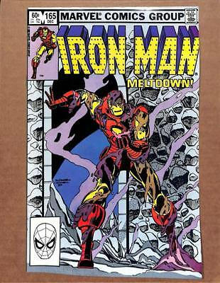 Iron Man # 165 - NEAR MINT 9.8 NM - Avengers Captain America MARVEL Comics!