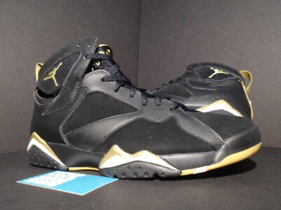 big sale 10616 ebed7 Nike Air Jordan Vii 7 Retro Gmp Golden Moment Gold Medal Pack Black White  10.5