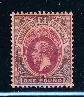 South Nigeria 1912  Sg# 56  Mnh **  Umm Very Fine
