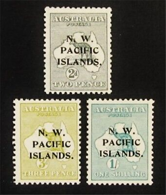 nystamps British North West Pacific Islands Stamp # 20 // 24 Mint OG H $35