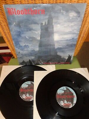 Bloodthorn- In The Shadow Of Your Black Wings- Doppelvinyl LP-1999-Germany