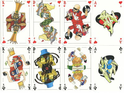 Spielkarten playing cards Sonderbild Jeu de cartes Royal Flash ca. 1997