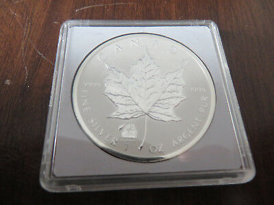 1 Unze Silber 2012 5 Dollars Maple Leaf Privy Titanic
