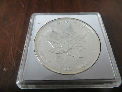 1 Unze Silber 2013 5 Dollars Maple Leaf Privy Schlange