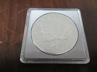 1 Unze Silber 2015 5 Dollars Maple Leaf Privy Ziege
