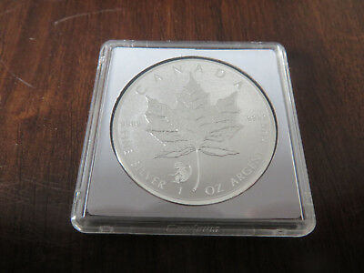 1 Unze Silber 2016 5 Dollars Maple Leaf Privy Affe