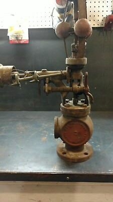 "Antique Pickering 2"" flyball steam engine governor"